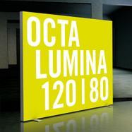 "LED svetlobna stena ""Octalumina 120"" prostostoječa"
