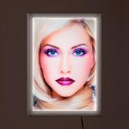 """LED svetlobni okvirji """"Simple"""", enostranski"""