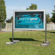 "bannergear® Stand ""Mobil"", 1-stranski"