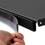 Letvica za označevanje cen DBR magnetna
