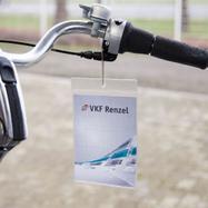 Standardna ovojnica za cene iz mehkega PVC z enim vstavkom