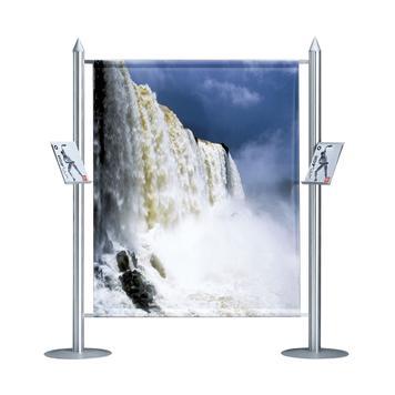 """Digitalno tiskan plakat za stojalo """"Vario d2"""""""