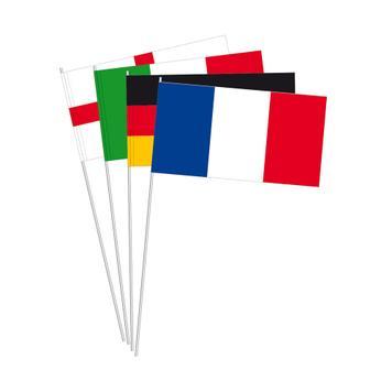 """Papirnate zastavice """"Države"""""""