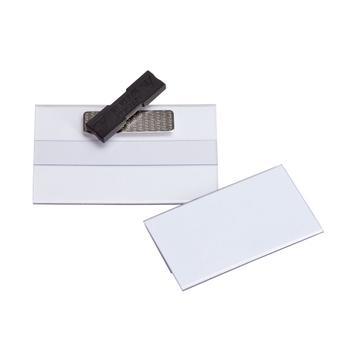 Magnetna imenska priponka iz PVC-ja