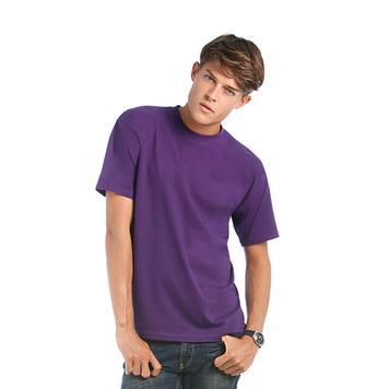 Majica z kratkimi rokavi B&C Exact 190