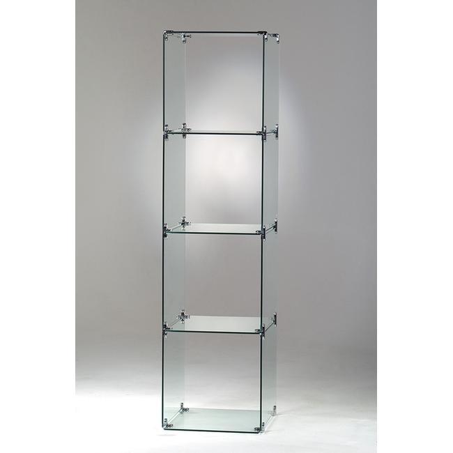 """Hrbtna stran za sestavljivo vitrino """"PISA"""""""