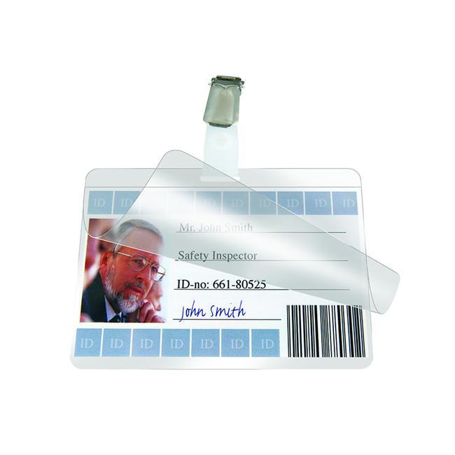 """Kovinska ščipalka za """"ID-Kartice"""""""