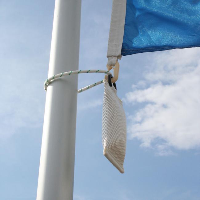 Utež za zastavo