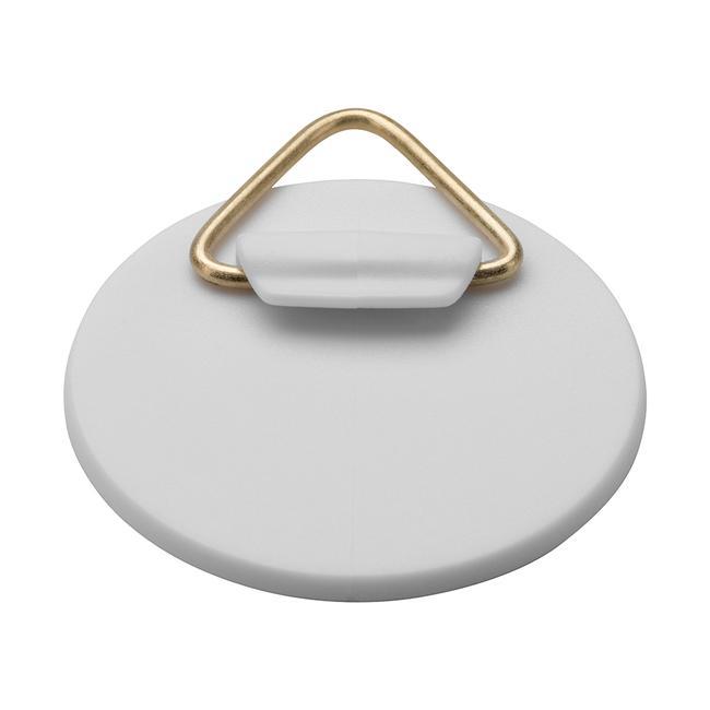 Stropni kavelj s kovinskim trikotnikom