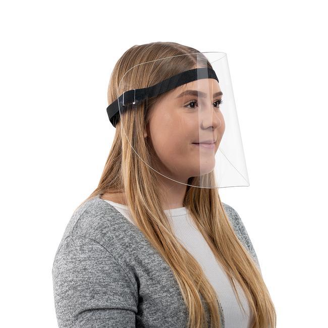 Vizir za zaščito obraza