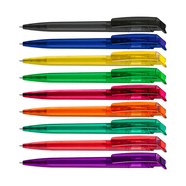 """Kemični svinčnik """"Recycled PET Pen transparent"""""""