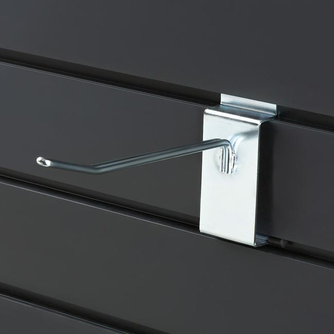 Lamelna stena - enojni kavelj z varovalom