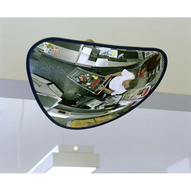 Ogledalo za namestitev pri blagajni