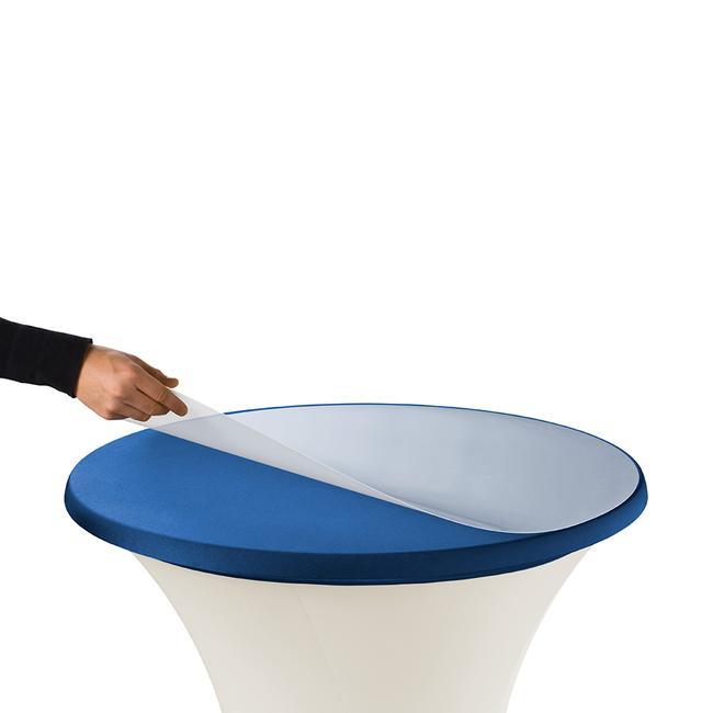 Zaščitna plošča za prevleke za barske stole