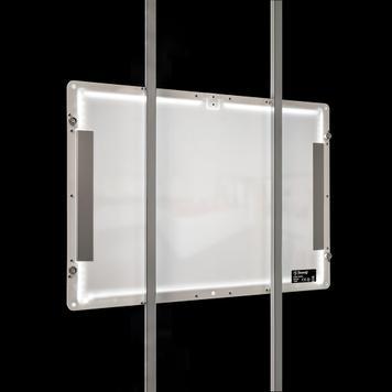 Stojalo za LED magnetni sistem