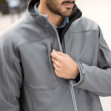Bionic Softshell jakna za moške Russell 410M