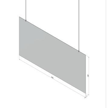 """Stropna obešanka iz akrilnega stekla """"Schutzscheibe"""""""