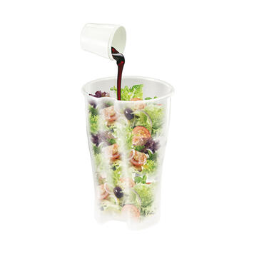 Posoda Salad Fresh