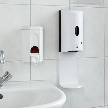 "Stenski dezinfekcijski razpršilnik  ""Sensor-Wall"""