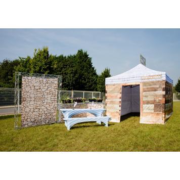 "Promocijski šotor ""4,5 x 3 m"""
